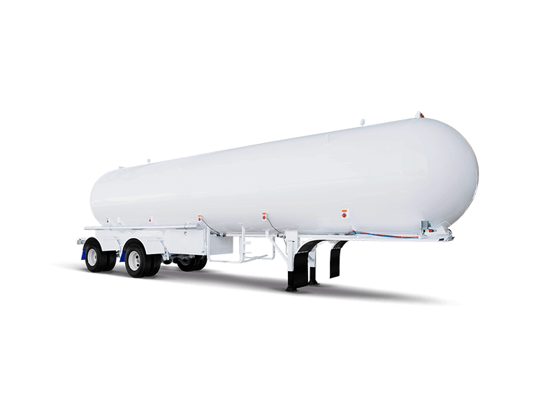 LPG, Anhydrous Ammonia and Propylene Semitrailers
