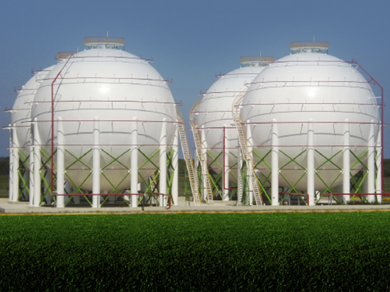 Spherical Containers